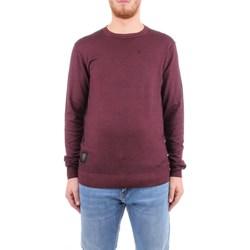 Abbigliamento Uomo T-shirt maniche corte Blauer 19WBLUM01136-004771 Bordeaux