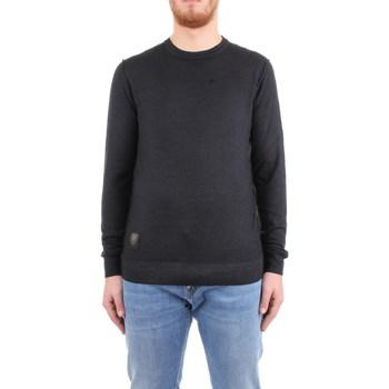 Abbigliamento Uomo T-shirt maniche corte Blauer 19WBLUM01136-004771 Nero
