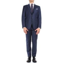 Abbigliamento Uomo Completi Kiton 0302S15/25 Blu