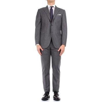 Abbigliamento Uomo Completi Kiton 0252S08/2 Grigio