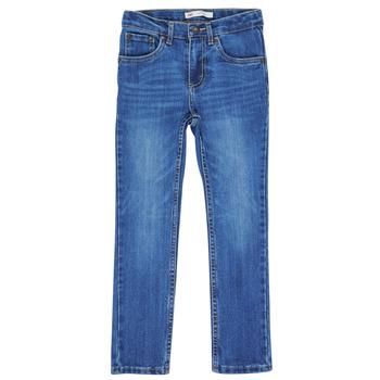 Abbigliamento Bambino Jeans skynny Levi's 510 BI-STRETCH Calabasas