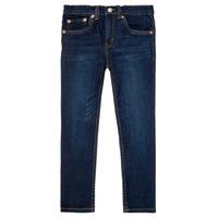 Abbigliamento Bambino Jeans slim Levi's 512 SLIM TAPER Blu