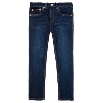 Abbigliamento Bambino Jeans slim Levi's 512 SLIM TAPER Hydra