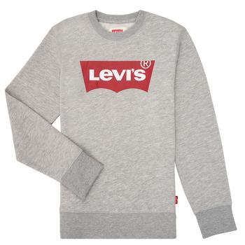 Abbigliamento Bambino Felpe Levi's BATWING CREWNECK Grigio