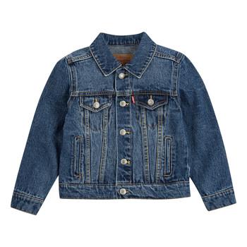Abbigliamento Bambino Giacche in jeans Levi's TRUCKER JACKET Bristol