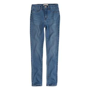 Abbigliamento Bambina Jeans skynny Levi's 721 HIGH RISE SUPER SKINNY Blu