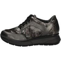 Scarpe Donna Sneakers basse Florance C14206-1 NERO