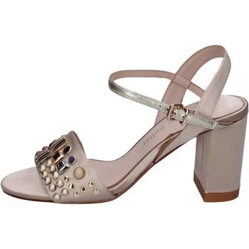 Scarpe Donna Sandali The Seller sandali raso beige