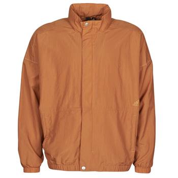 Abbigliamento Uomo Giacche sportive adidas Originals M S2S WOV JKT Marrone