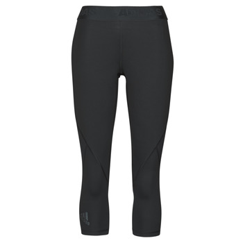 Abbigliamento Donna Leggings adidas Performance ASK SPR TIG 34 Nero