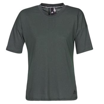 Abbigliamento Donna T-shirt maniche corte adidas Performance W MH 3S Tee Nero