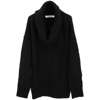 Abbigliamento Donna Maglioni Anonyme | Demetra Maglione, Nero | ANY_P259FK161_BLACK Marron