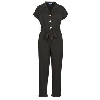 Abbigliamento Donna Tuta jumpsuit / Salopette Betty London MYRTIL Nero