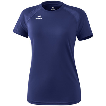 Abbigliamento Donna T-shirt maniche corte Erima T-shirt femme  Performance bleu