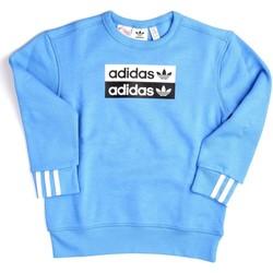 Abbigliamento Bambino Felpe adidas Originals ED7882 Celeste