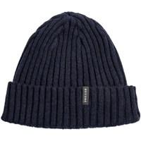 Accessori Uomo Berretti Become 509383A/3 BLU Cappello Uomo Uomo Blu Blu