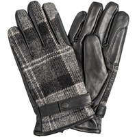 Accessori Uomo Guanti Barbour BAACC1398 BK11 BLACK Nero