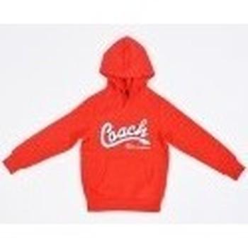 Abbigliamento Unisex bambino Felpe Champion Kid's Hooded Sweatshirt Rosso