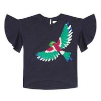 Abbigliamento Bambina T-shirt maniche corte Catimini MATIGNON Blu