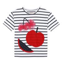 Abbigliamento Bambina T-shirt maniche corte Catimini KUSY Bianco