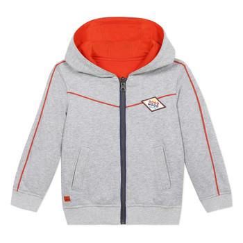 Abbigliamento Bambino Gilet / Cardigan Catimini ADELE Grigio