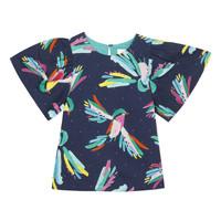 Abbigliamento Bambina Top / Blusa Catimini EVAELLE Blu