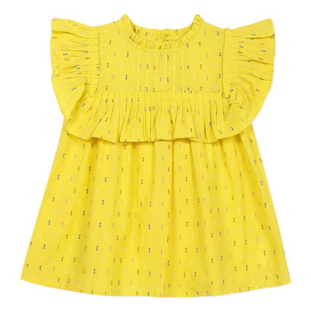 Abbigliamento Bambina Top / Blusa Catimini MAINA Giallo