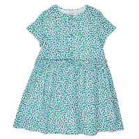 Abbigliamento Bambina Abiti corti Catimini ELLA Verde / Blu
