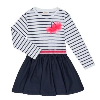 Abbigliamento Bambina Abiti corti Catimini BASILE Bianco