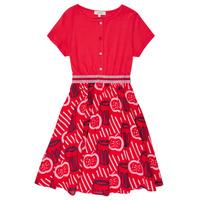 Abbigliamento Bambina Abiti corti Catimini MANOA Rosso
