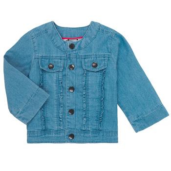 Abbigliamento Bambina Giubbotti Catimini ELIOTT Blu