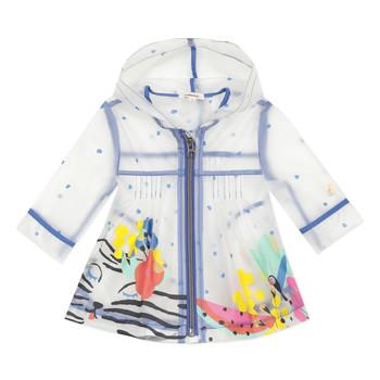 Abbigliamento Bambina Parka Catimini SLOVANNA Bianco