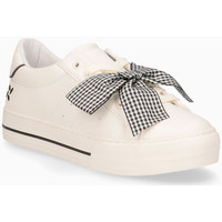 Scarpe Donna Sneakers basse Lolway Sneakers donna in ecopelle BIANCO