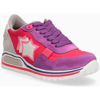 Scarpe Donna Sneakers basse Atlantic Stars Snakers donna FUXIA