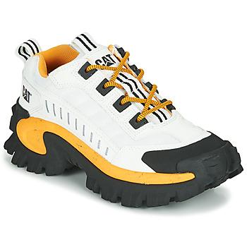 Scarpe Uomo Sneakers basse Caterpillar INTRUDER Bianco