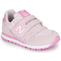 Scarpe Unisex bambino Sneakers basse New Balance YV373SP-M Rosa