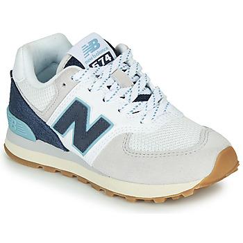 Scarpe Sneakers basse New Balance GC574SOU Bianco / Blu