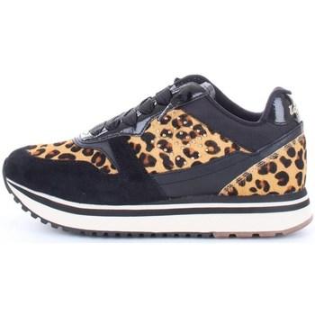 Scarpe Donna Sneakers basse Lotto 212426 Basse Donna Nero Nero