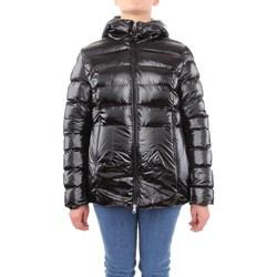 Abbigliamento Donna Giubbotti Kejo kw20-714w Nero