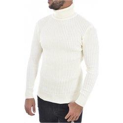 Abbigliamento Uomo Maglioni Goldenim Paris Maglioni 1260 bianco