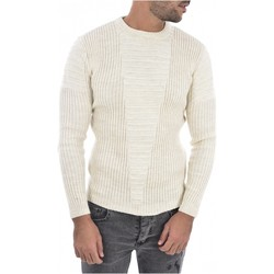 Abbigliamento Uomo Maglioni Goldenim Paris Maglioni 1250 bianco