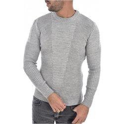 Abbigliamento Uomo Maglioni Goldenim Paris Maglioni 1250 grigio