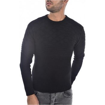 Abbigliamento Uomo Maglioni Goldenim Paris Maglioni 1256 nero