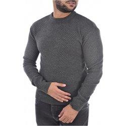 Abbigliamento Uomo Maglioni Goldenim Paris Maglioni 1251 grigio