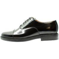 Scarpe Uomo Derby Bryan Shoes NERO ABRASIVATO Multicolore
