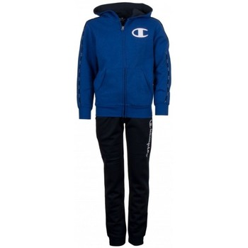 Abbigliamento Unisex bambino Tuta Champion Tuta  Crewnek Suit Kid's Blu