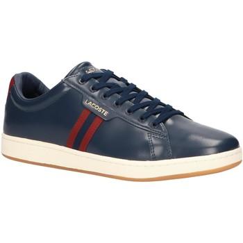 Scarpe Uomo Sneakers basse Lacoste 38SMA0030 CARNABY Azul