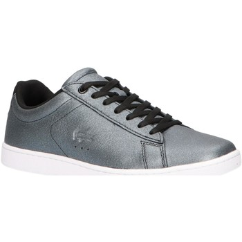 Scarpe Donna Sneakers basse Lacoste 38SFA0011 CARNABY Negro