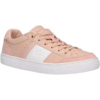 Scarpe Donna Sneakers basse Lacoste 38CFA0050 COURTLINE Marr?n