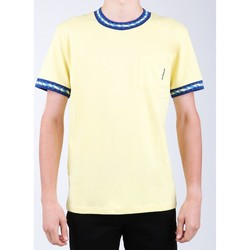 Abbigliamento Uomo T-shirt maniche corte DC Shoes DC SEDYKT03372-YZL0 yellow